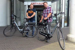 E-Bike Stadtverwaltung